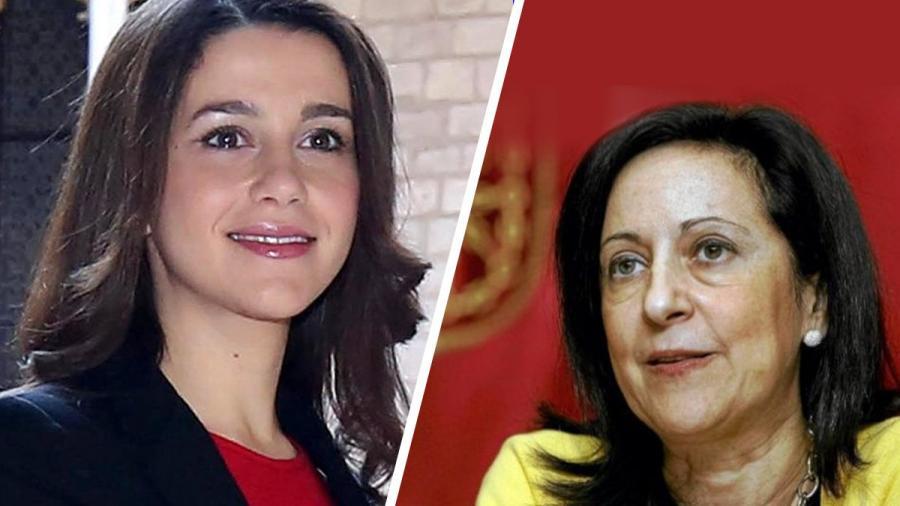 Mujer Mujer Margarita Robles e Inés Arrimadas: las representantes del PSOE y C´s en el debate a cuatro de mujeres