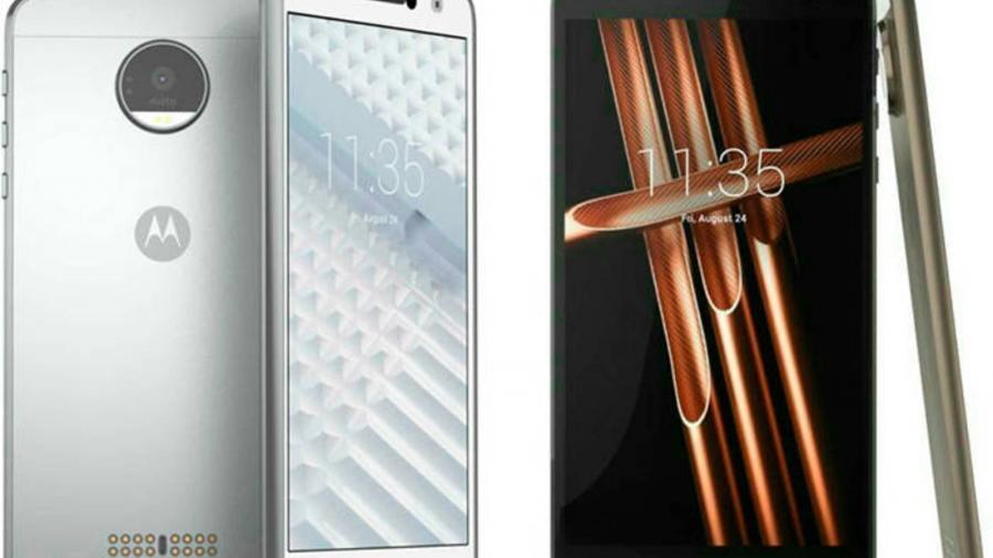 Tecnologia Tecno desvela el Moto Z, una bestia de smartphone con sorpresa.