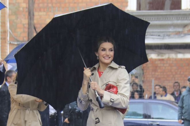 Casa Real Casa Real La Reina Letizia, un año bajo el chaparrón