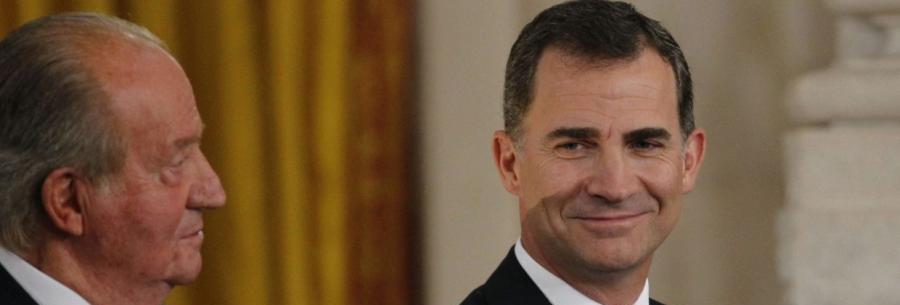 Casa Real Casa Real Un sondeo revela que el 73% de españoles aprueba la labor de Felipe VI