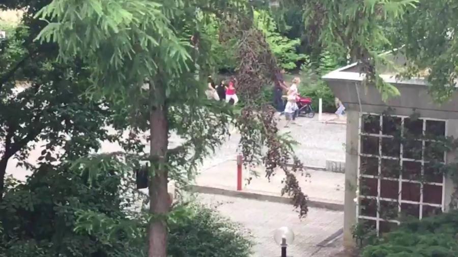 Actualidad Noticias Varios heridos tras un tiroteo en un centro comercial en Munich.