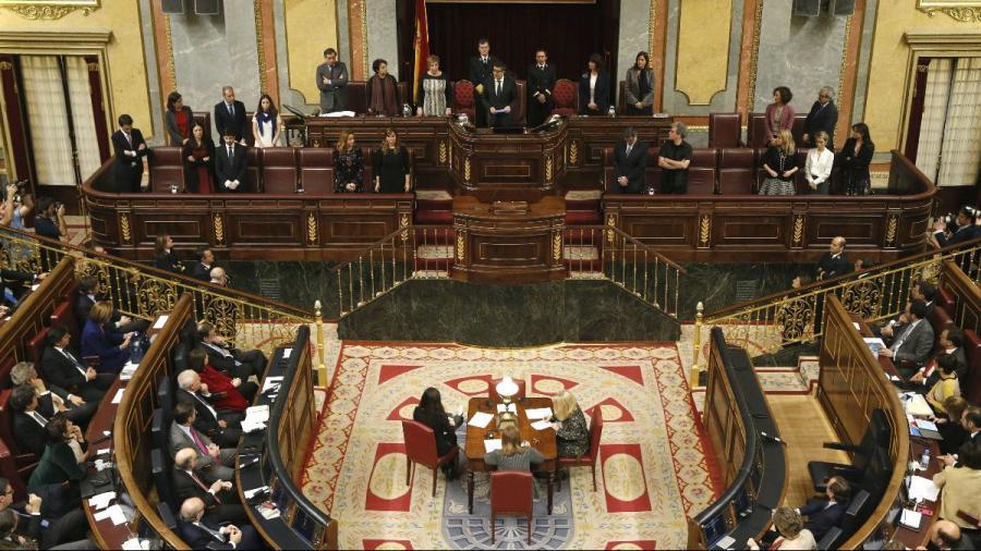 Actualidad Noticias El Congreso gasta 700.000 euros en viajes con las Cortes disueltas
