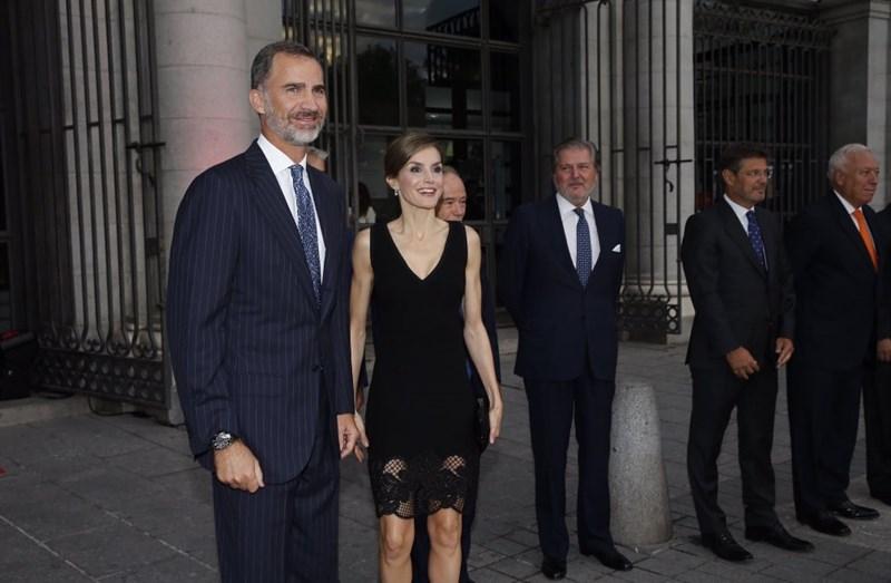 Casa Real Casa Real Los Reyes presiden la presentación de la nueva temporada del Teatro Real
