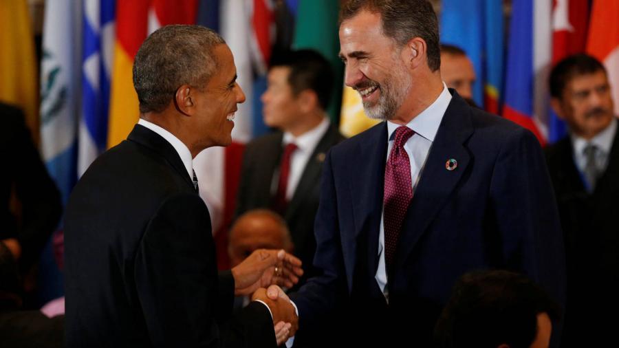 Actualidad Noticias Obama insta a resolver la histórica crisis de los refugiados.