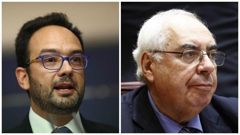 Actualidad Noticias Antonio Hernando seguirá como portavoz del PSOE en el Congreso, Areces lo será en el Senado y Jáuregui en la Eurocámara
