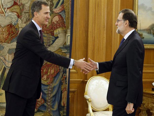 Casa Real Casa Real El Rey abre ronda de contactos los días 24 y 25 con la incógnita de quién representará al PSOE