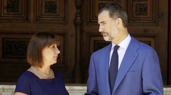 Casa Real Casa Real Alerta en Zarzuela: preocupa la encerrona que aguarda a Felipe en Marivent